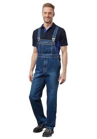 PIONIER WORKWEAR Jeans Latzhose stone - washed kaufen