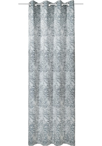 Vorhang, »Trier«, WILLKOMMEN ZUHAUSE by ALBANI GROUP, Ösen 1 Stück kaufen