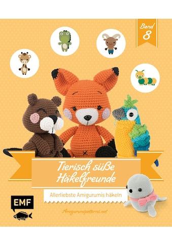 Buch »Tierisch süße Häkelfreunde 8 / Amigurumipatterns.net« kaufen