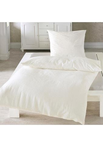 Bettwäsche »chic uni«, BIERBAUM kaufen