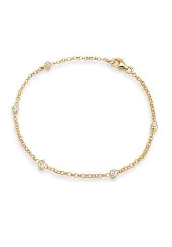 Elli Armband »Kristalle 925 Sterling Silber« kaufen