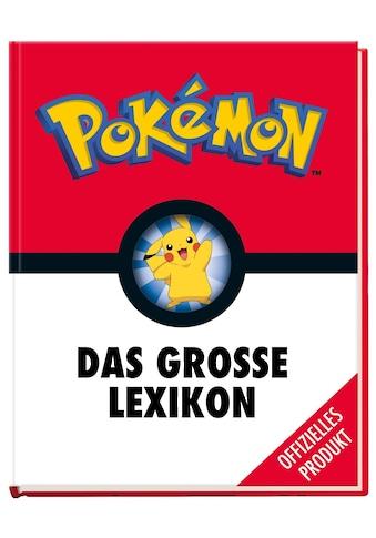 Buch »Pokémon: Das große Lexikon / DIVERSE« kaufen