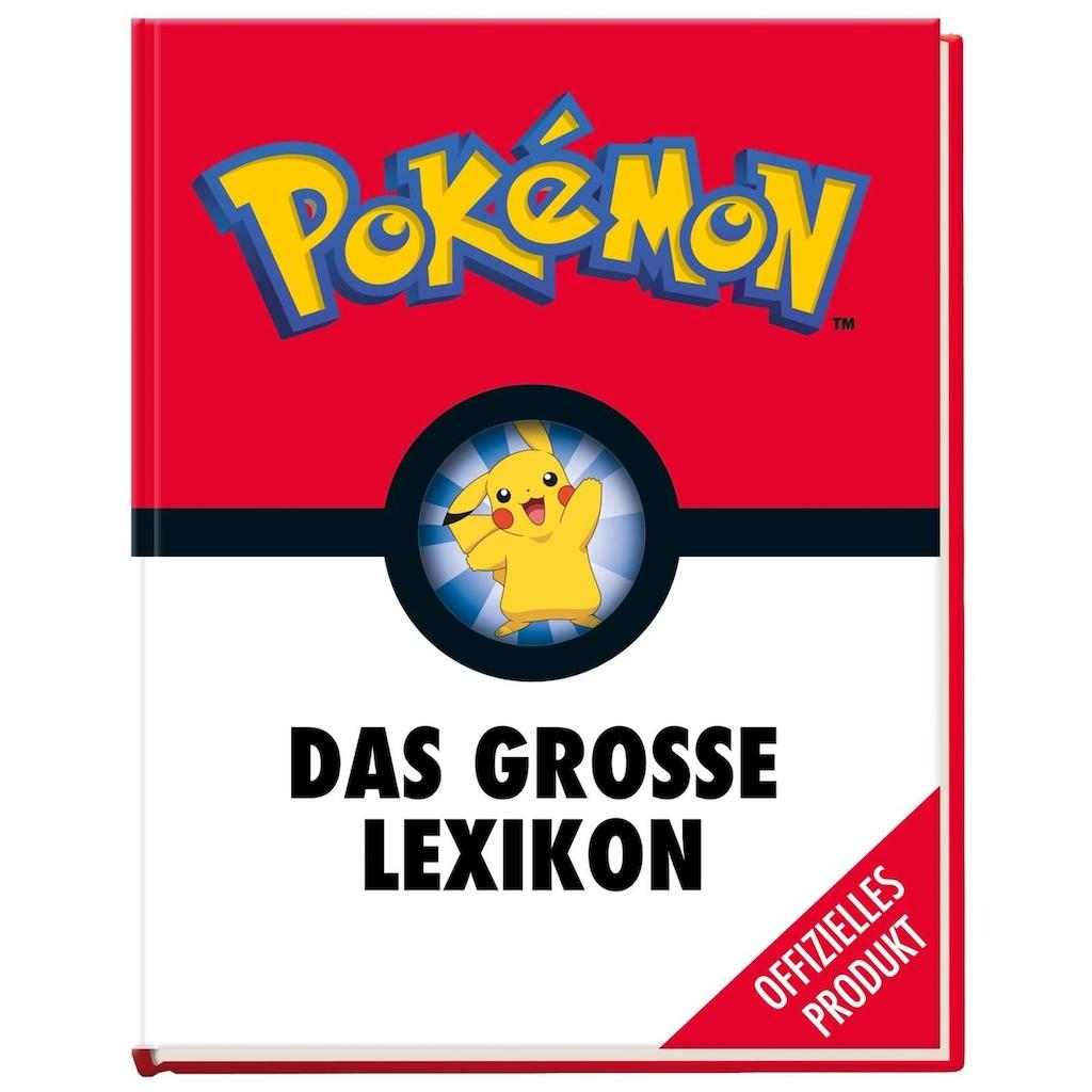 Buch »Pokémon: Das große Lexikon / DIVERSE«
