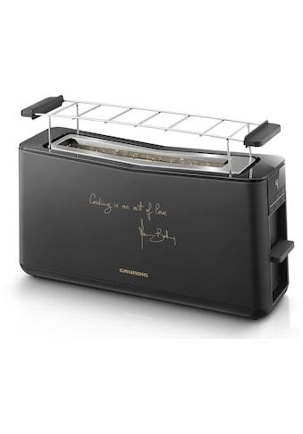 Grundig Toaster »TA 8680 MBC«, 900 Watt kaufen