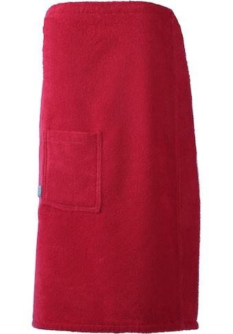 Egeria Sarong »Aron«, mit Knöpfen kaufen