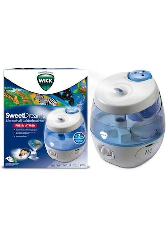 WICK Luftbefeuchter WUL575 SweetDreams, 3,8 l Wassertank kaufen