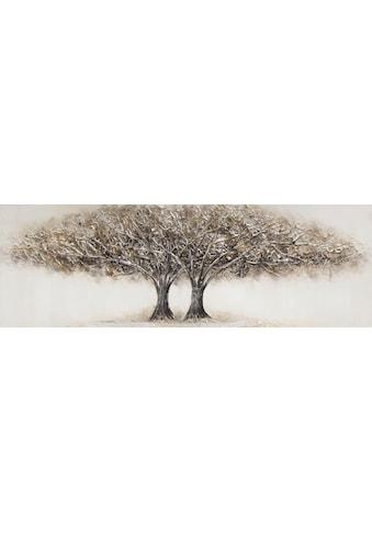 Spiegelprofi GmbH Ölbild »Tree«, (1 St.) kaufen