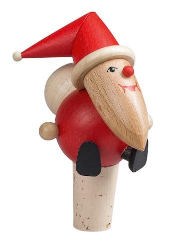 SAICO Original Lustiger Weihnachtsmann mit Korken kaufen