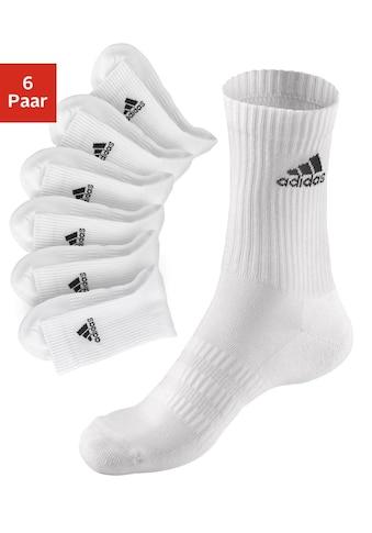 adidas Performance Tennissocken, (6 Paar), mit Vollfrottee kaufen