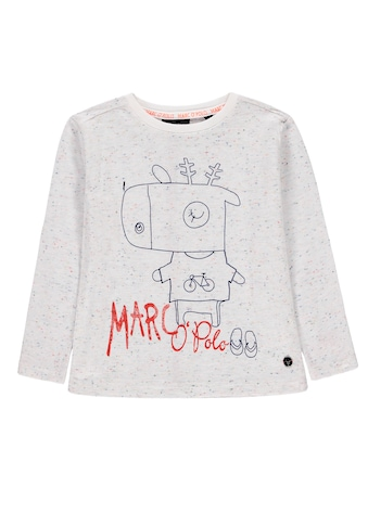 Marc O'Polo Junior T-Shirt »Elch«, Langarmshirt kaufen