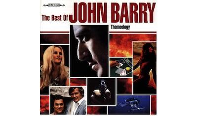 Musik-CD »Themeology: The Best of John Barry / BARRY, JOHN« kaufen