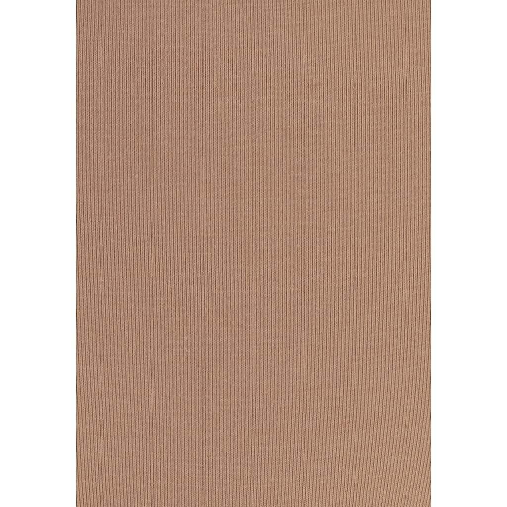 LASCANA Jazz-Pants Slips, (4 St.), in schönen Hauttönen