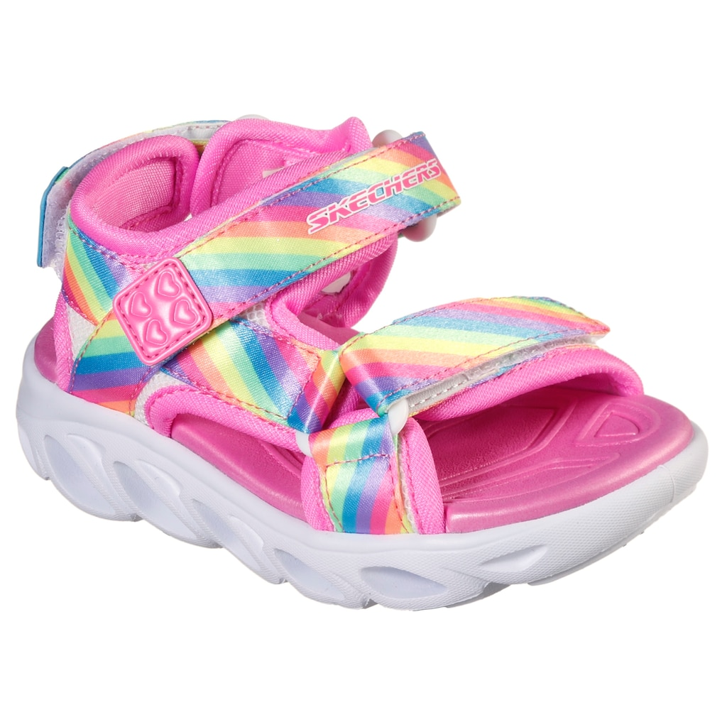 Skechers Kids Sandale »HYPNO-SPLASH«, im farbenfrohen Look
