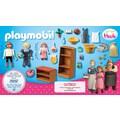 """Playmobil® Konstruktions-Spielset """"Dorfladen der Familie Keller (70257), Heidi"""""""
