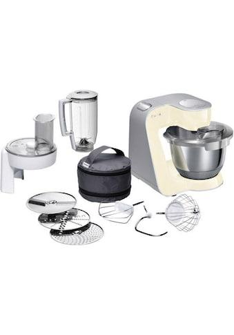 BOSCH Küchenmaschine CreationLine MUM58920, 1000 Watt, Schüssel 3,9 Liter kaufen