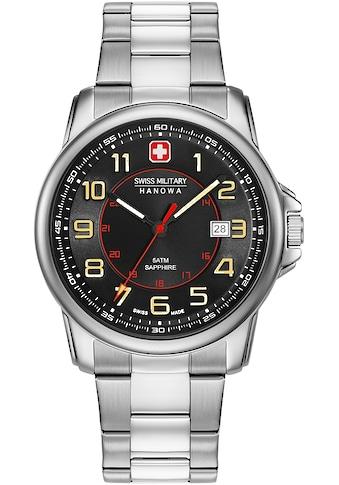 Swiss Military Hanowa Schweizer Uhr »SWISS GRENADIER, 06-5330.04.007« kaufen