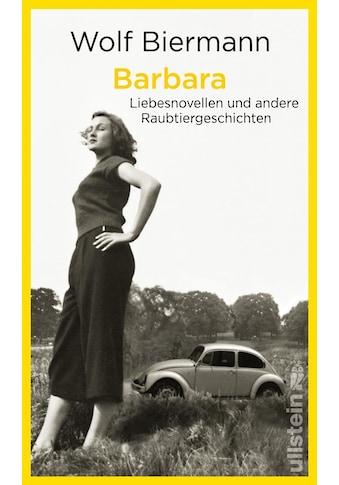 Buch »Barbara / Wolf Biermann« kaufen