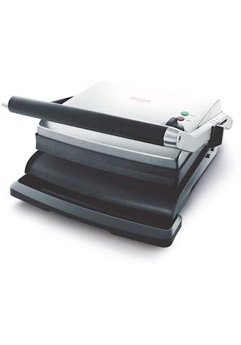 Sage Kontaktgrill the Adjusta Gril & Press, SGR250, 2200 Watt kaufen