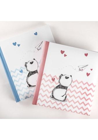Walther Fotoalbum »Babyalbum Little Panda, rosa« kaufen