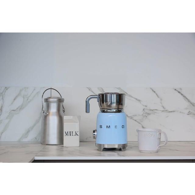 Smeg Milchaufschäumer MFF01PBEU, Induktion