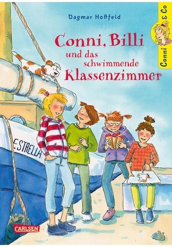 Buch »Conni & Co 17: Conni, Billi und das schwimmende Klassenzimmer / Dagmar Hoßfeld,... kaufen
