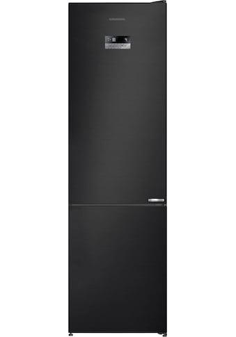 Grundig Kühl - /Gefrierkombination, 202,5 cm hoch, 59,5 cm breit kaufen
