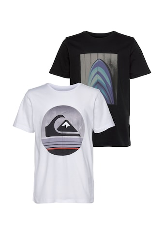 Quiksilver T-Shirt »BLUE SHIFT SS TEE PACK YOUTH« kaufen