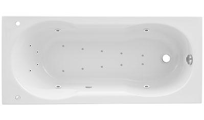 OTTOFOND Whirlpoolwanne »Julia«, Breite/Tiefe in cm: 170/75, Whirlpool - System 2 kaufen