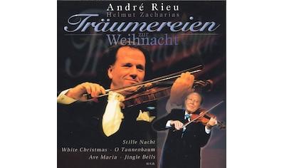 Musik-CD »TRÄUMEREIEN ZUR WEIHNACHT / DIVERSE« kaufen