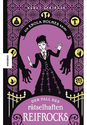 Buch »Der Fall des rätselhaften Reifrocks / Nancy Springer, Nadine Mannchen« kaufen