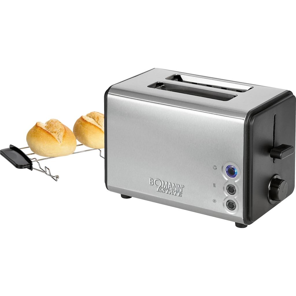 BOMANN Toaster »TA 1371«, 850 W
