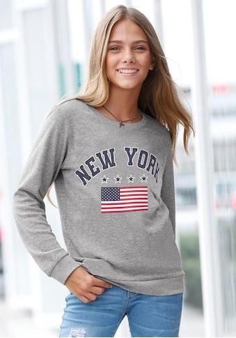 Arizona Sweatshirt, in Basicform kaufen