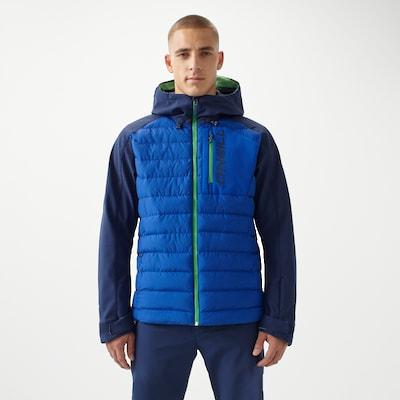 Blaue Snowboardjacke für Herren