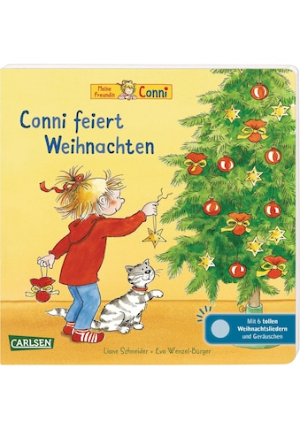 Buch »Hör mal (Soundbuch): Conni feiert Weihnachten / Liane Schneider, Eva Wenzel-Bürger« kaufen