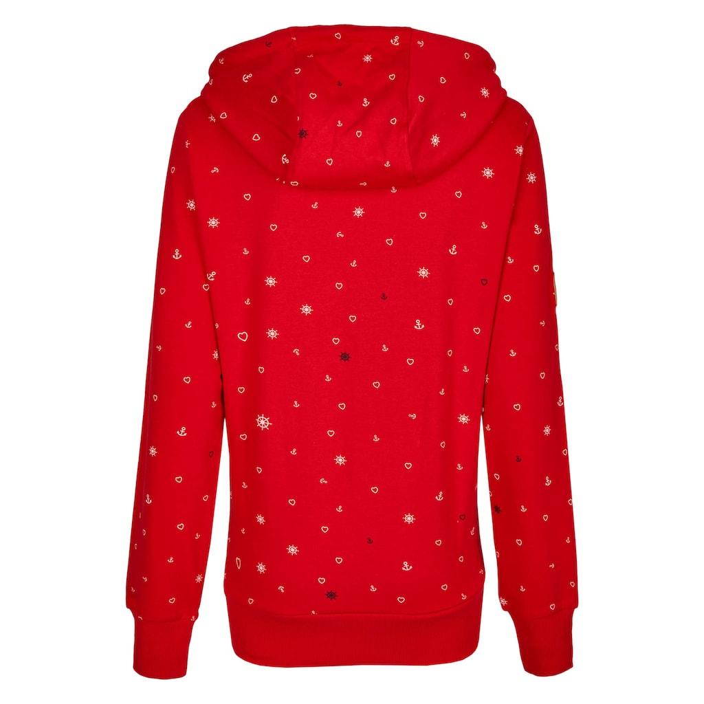 DEPROC Active Kapuzensweatshirt »KALMA Women«