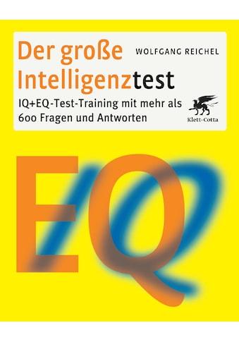 Buch »Der große Intelligenztest / Wolfgang Reichel« kaufen