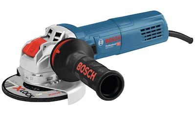 Bosch Professional Powertools Winkelschleifer »GWX 9-125 S« kaufen