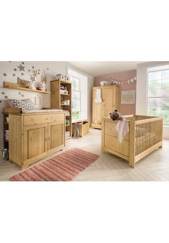 Fantasykids Babyzimmer-Komplettset, (Set, 7 St., Bett + Wickelkommode + 1x... kaufen