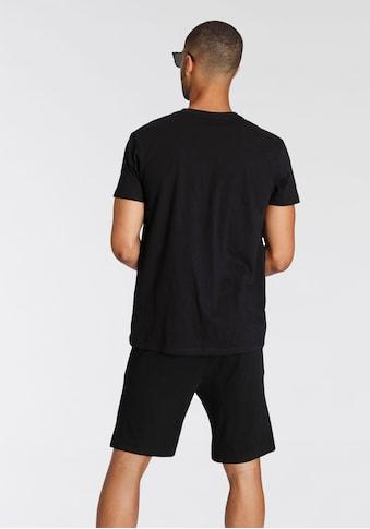 Lonsdale Freizeitanzug »MOY«, (Packung, 2 tlg., mit T-Shirt) kaufen