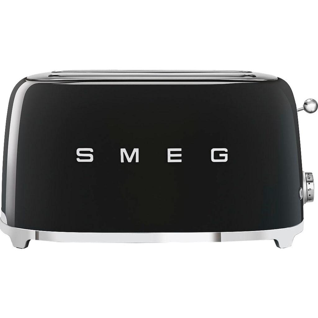 Smeg Toaster »TSF02BLEU«, 2 lange Schlitze, für 2 Scheiben, 1500 W