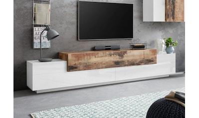 Tecnos Lowboard »Coro«, Breite 240 cm kaufen