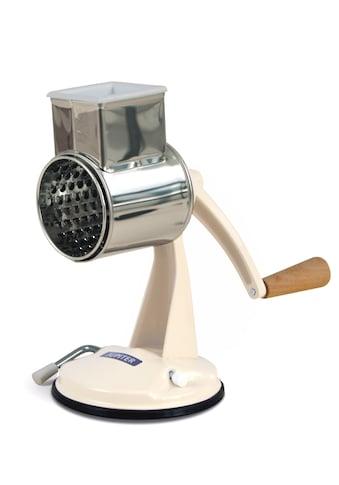 Jupiter Küchenmaschinen Zerkleinerer »Hand-Reibe mit Fein- Kronenhiebtrommel« kaufen