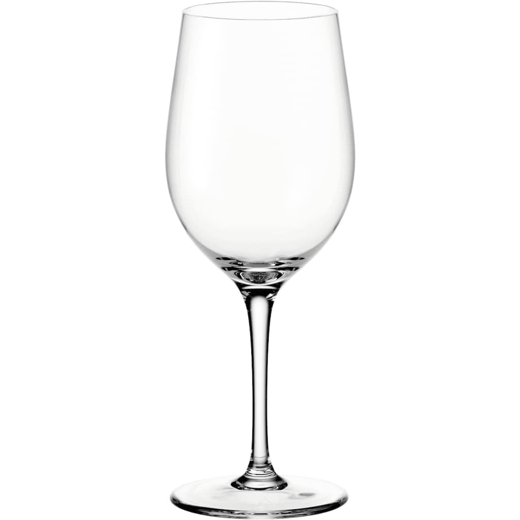 LEONARDO Weißweinglas »Ciao+«, (Set, 6 tlg.), 300 ml, 6-teilig