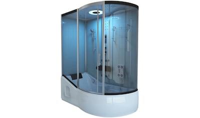 HOME DELUXE Komplettdusche »ALL IN - 2 in 1«, Wanne und Dusche kaufen