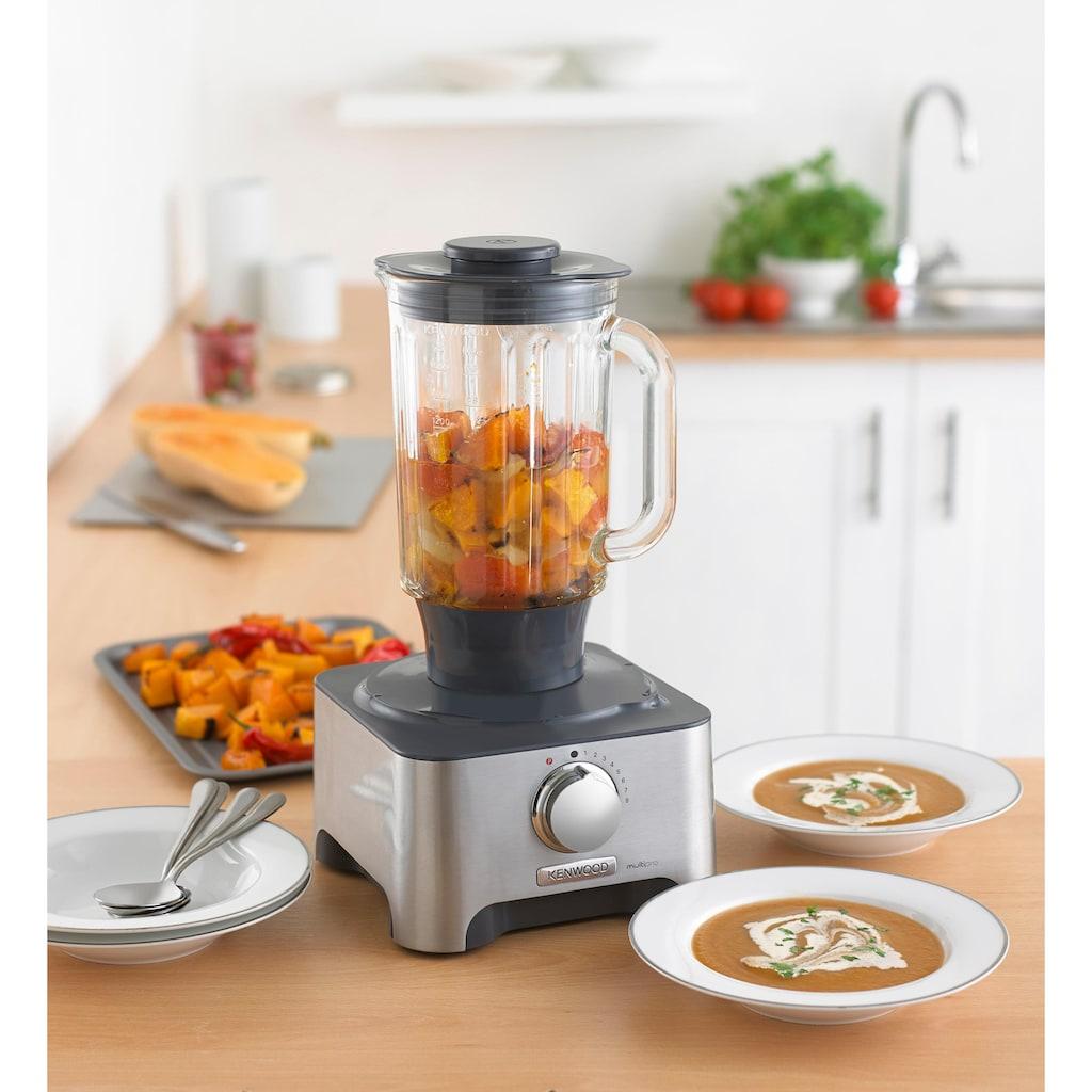 KENWOOD Kompakt-Küchenmaschine »Multipro Classic FDM781«, 1000 W, 3 l Schüssel