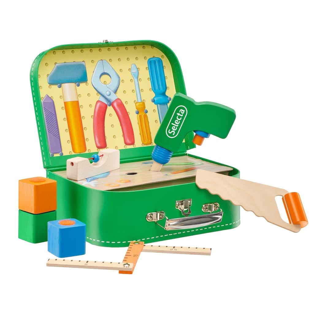 Selecta Spielwerkzeugkoffer