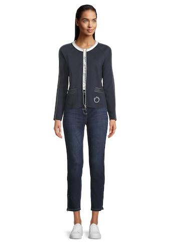 Betty Barclay Shirtjacke »mit Strickdetails« kaufen