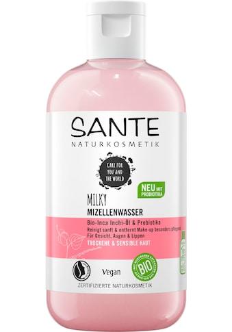 SANTE Gesichtswasser »Milky Mizellenwasser« kaufen