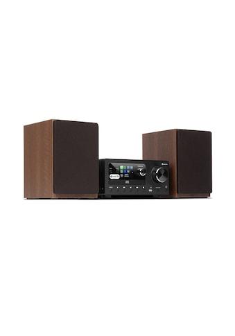 Auna Stereoanlage 80W max. Internet/DAB+/ FM Radio »Connect system« kaufen