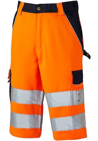 Dickies Arbeitsshorts »Industry Hi Vis Reflective«, mit seitlich elastischem Bund kaufen